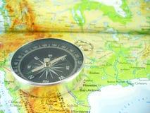 kompas. Obrazy Stock
