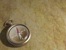 kompas ilustracji