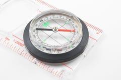 kompas. Zdjęcie Stock
