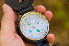 kompas. Obrazy Royalty Free