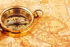 Kompas stock afbeeldingen