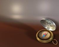 Kompas Stock Afbeelding
