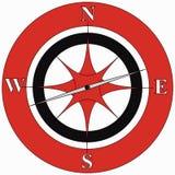 Kompas. Royalty-vrije Stock Foto