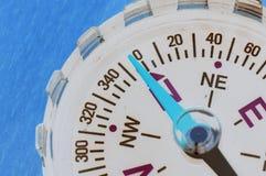 Kompas Fotografia Stock