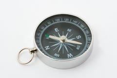 kompas białe tło Obraz Stock