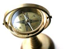 kompas jest statek Fotografia Stock