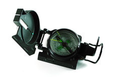 kompas magnesowy Obraz Royalty Free