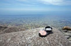 kompas morza zdjęcia royalty free