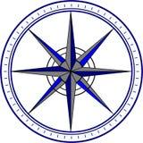 Kompas/Navigatie/Wijzer royalty-vrije illustratie