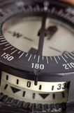 kompas nurkowania, blisko Obrazy Stock