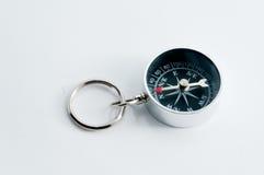 kompas odizolowywający Zdjęcie Stock