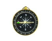 Kompas odizolowywający Zdjęcia Stock