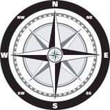 kompas różę wiatr Zdjęcie Royalty Free