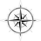 kompas różę wiatr Zdjęcia Royalty Free