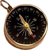 kompas stylizujący Zdjęcie Royalty Free