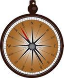 Kompas Vector illustratie Royalty-vrije Stock Fotografie