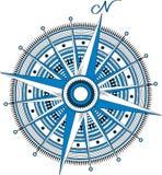 Kompas Wzrastał Obraz Stock
