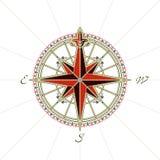 Kompas wzrastał Obraz Royalty Free