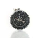 Kompas z ścinek ścieżką Zdjęcia Royalty Free