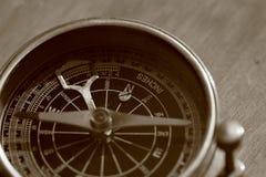 Kompass 1 Arkivbild
