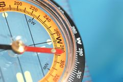 kompass Royaltyfria Foton
