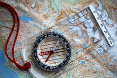 Kompass Stockfotos