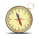 Kompass Lizenzfreies Stockbild