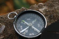 Kompass royaltyfria bilder