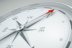 Kompass royaltyfri illustrationer