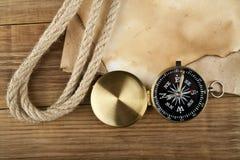 Kompass stockbild