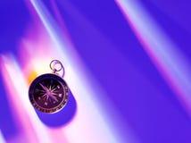 Kompass för riktning Royaltyfria Foton