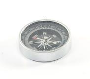 Kompass med den snabba banan Arkivfoton