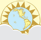 Kompass-Rosen-Erde #2 Stockfotografie