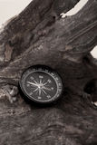 Kompassabenteuerreise Lizenzfreies Stockfoto