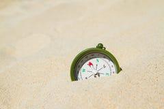 kompassgreen Royaltyfri Bild