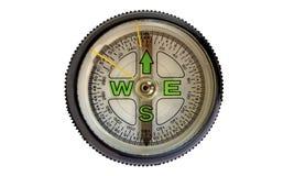 Kompassindikatorpfosten Lizenzfreies Stockbild