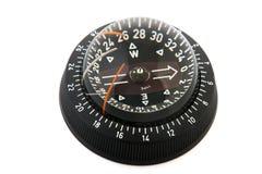 kompassship Royaltyfri Fotografi