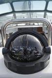 kompassyacht royaltyfri fotografi