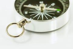 kompasu srebra Zdjęcia Royalty Free
