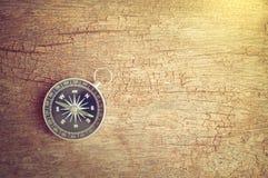 kompasu srebra Fotografia Royalty Free