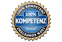 Kompetente Beratung Royalty Free Stock Photos