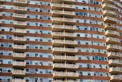 kompleks apartamentów Obrazy Stock