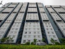 Kompleks mieszkaniowy w Japonia zdjęcia stock