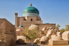 Kompleks Pakhlavan Mahmud, Khiva fotografia stock
