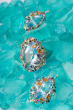 Komplettes Set des Juweliers Lizenzfreie Stockfotografie