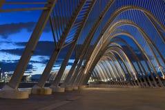 Komplex av arkitektur Arkivbilder