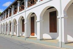 Komplex för högre domstol för Galle fort` s - arv för Sri Lanka UNESCOvärld Royaltyfria Foton