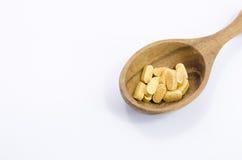 Komplex för vitamin B Arkivfoton