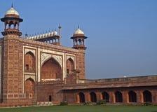 . Komplex in Indiens Agra. Lizenzfreie Stockfotos