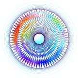 Komplexe Farben Stockfoto